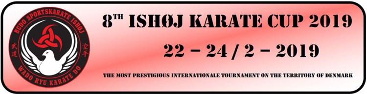 Ishøj Karate Cup 2019