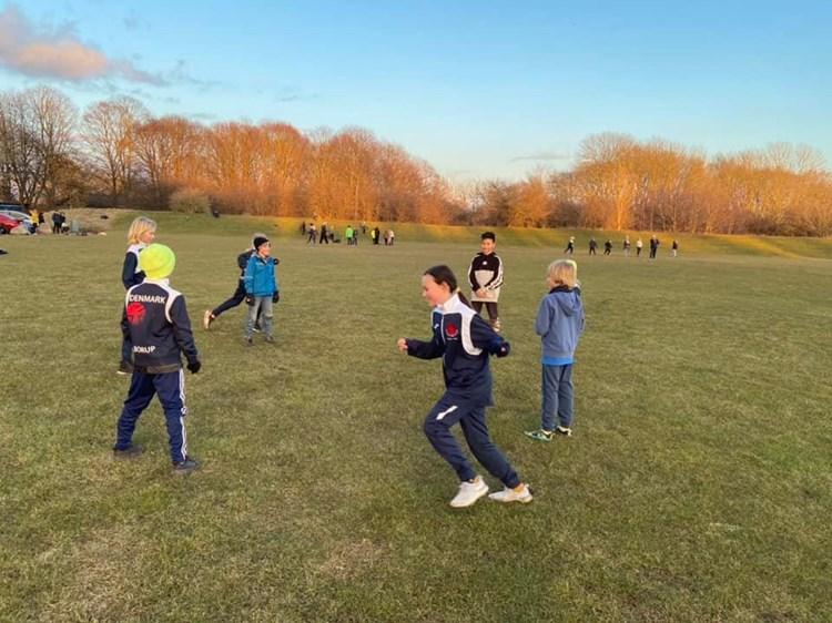 Træning og hyggedag for Bosatsus medlemmer og deres familier i Valbyparken