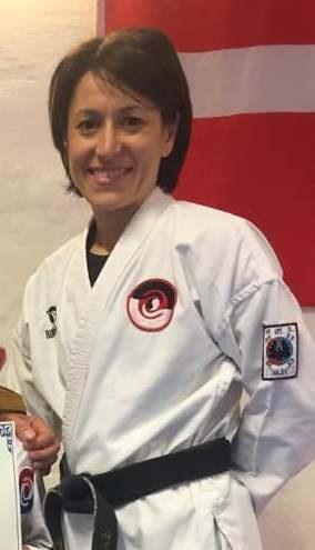 Fællestræning med Barbara Drago