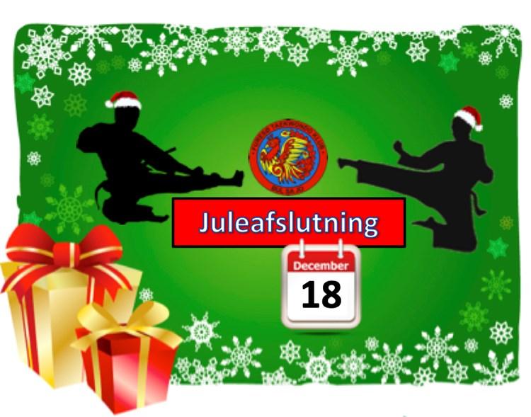 Juleafslutning 2019