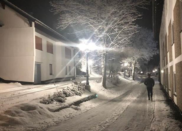 Winterberg, Uge 11 Tyskland