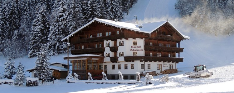 Wildschönau, Østrig, uge 7, 2021