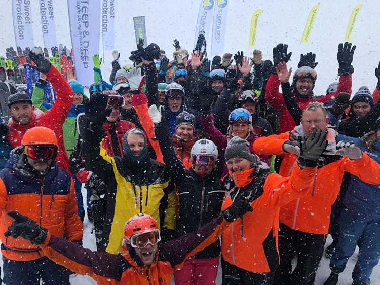 SNOWS - Sölden, Østrig, uge 45, 2020