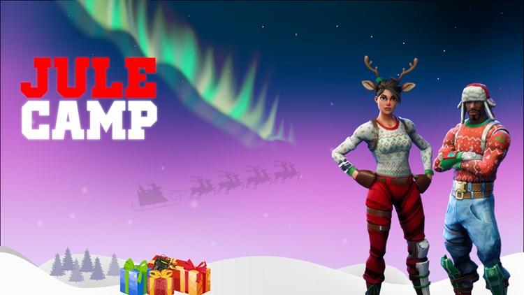 Julebootcamp i Fortnite og CS:GO