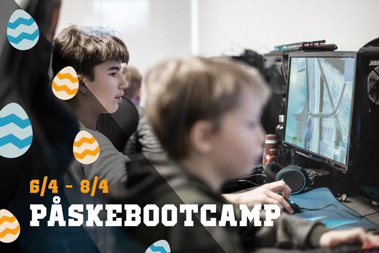 Online påskebootcamp i Fortnite og CS:GO