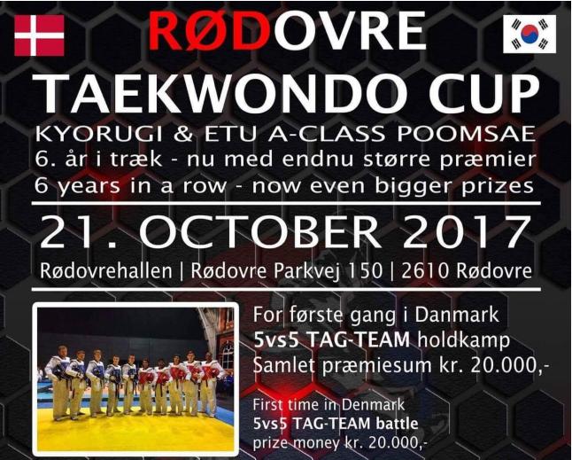Rødovre Plus Cup Kamp