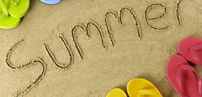 Sommertræning starter