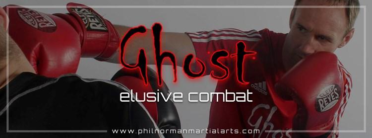 6 Ugers Ghost Elusive Combat - Begynder kursus!