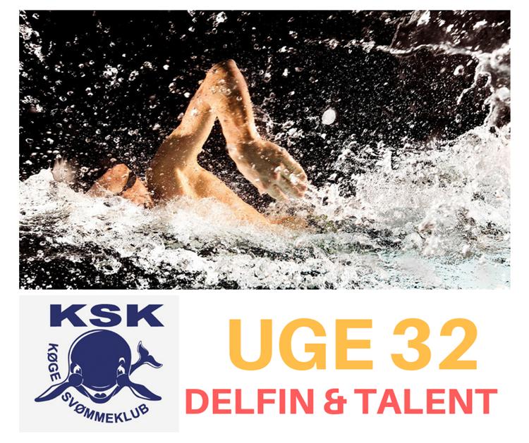 SvømmeCamp for konkurrencesvømmere