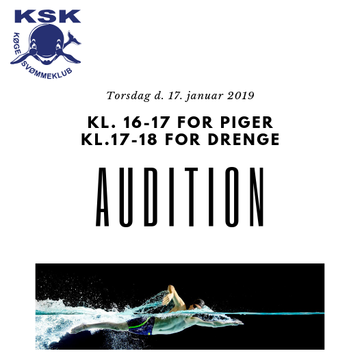 Audition for PIGER