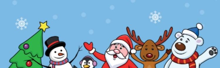 Juleafslutning for alle hold