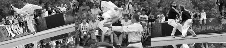 Sommerferieaktivitet - Prøv Taekwondo