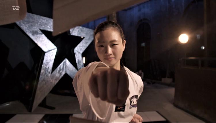 Taekwondo med i Danmark har talent
